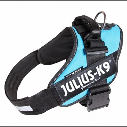 Julius K9 IDC Powerharness - Aquamarine