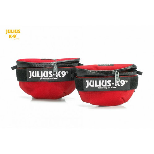 Julius K9 IDC Side Bag Harness Attachments