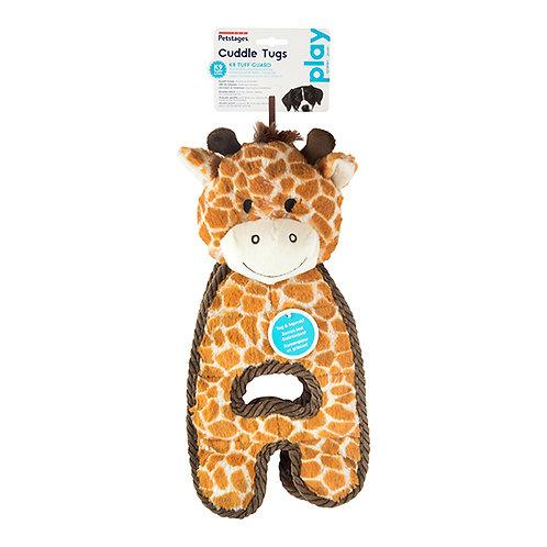 Petstages Cuddle Tugs Giraffe