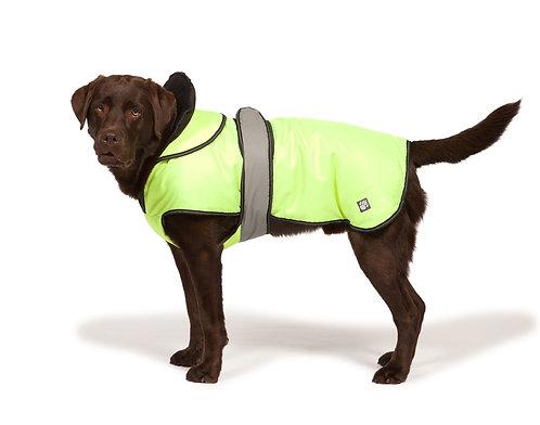 Danish Design Ultimate 2in1 Dog Coat - Hi Vis