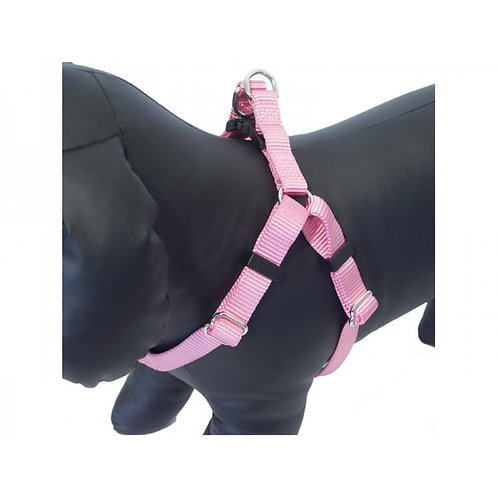 Rosewood Classic Soft Protection Harness - Pink