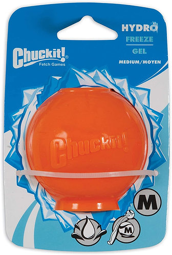 Chuckit HydroFreeze Gel Ball Medium
