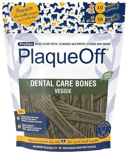 ProDen PlaqueOff Dental Care Bones Veggie 482g