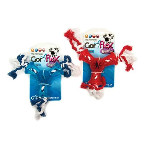 Gor Pets Flex Knots Twister Chew Toy