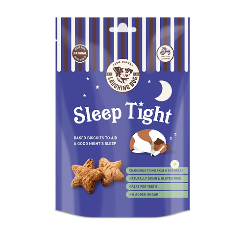 Laughing Dog Grain Free Sleep Tight Treats 125g