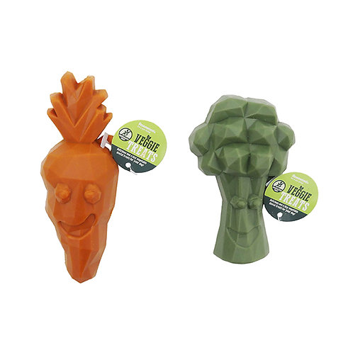 Rosewood Daily Eats Veggie Dog Treats Carrot & Broccoli 52g