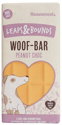 Rosewood Leaps & Bounds Peanut Chocolate Bar 100g