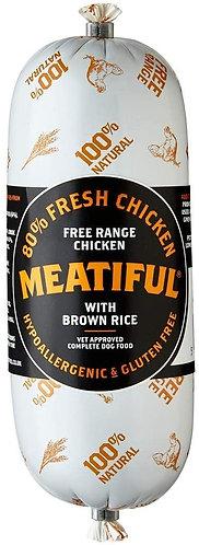 Meatiful Chicken & Brown Rice Sausage 720g