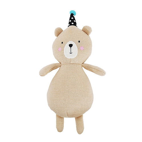 Rosewood Chubleez Pippa Party Bear Toy