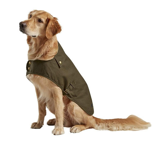 Joules Wax Dog Coat - Medium