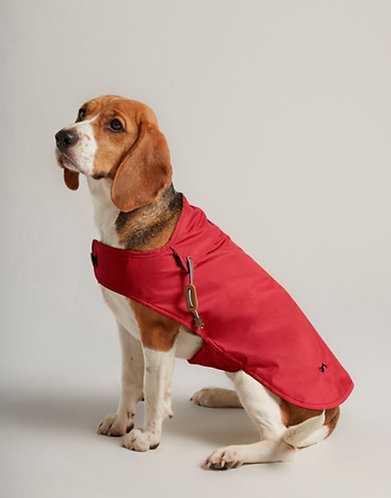 Joules Red Water Resistant Coat - XLarge