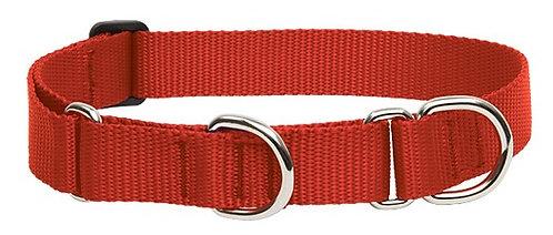 Lupine Basics Martingale Collar - Red