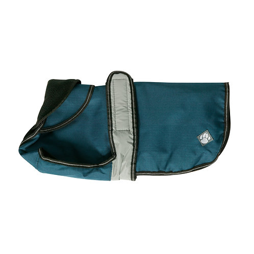 Danish Design Ultimate 2in1 Dog Coat - Blue