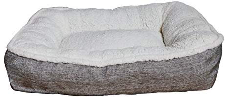 Rosewood Plush Tweed Teddy Bear Luxury Mattress - Small