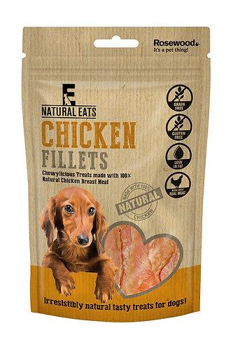 Rosewood Natural Eats Chicken Fillets 100g