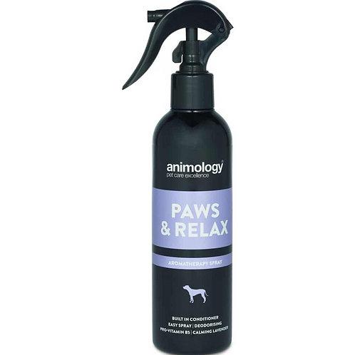 Animology Paws and Relax Aromatherapy Spray 250ml