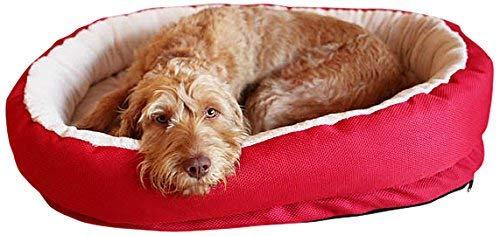 Rosewood Luxury Sleeper Red Orthopaedic Bed - Medium