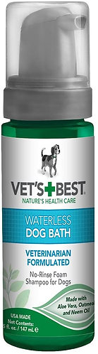 Vet's Best Waterless Dog Bath 150ml
