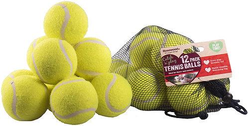 Rosewood 12pk Standard Tennis Balls