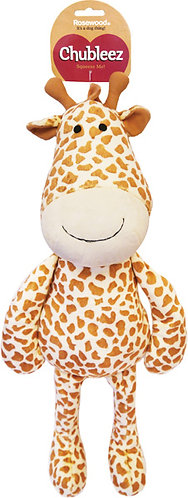 Rosewood Chubleez Gerry Giraffe Toy