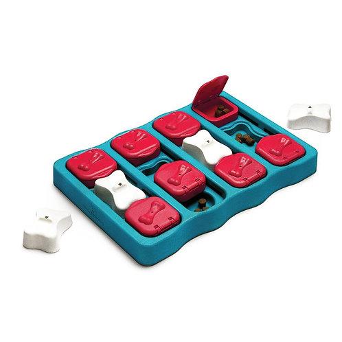 Nina Ottosson Brick Puzzle Treat Dog Toy