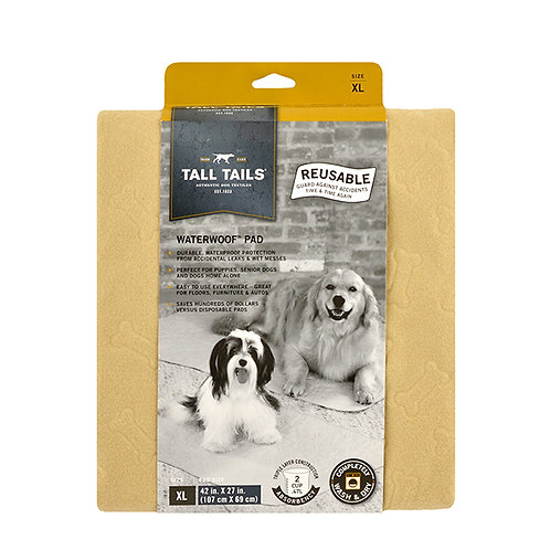 Tall Tails Water Resistant Mat X Large