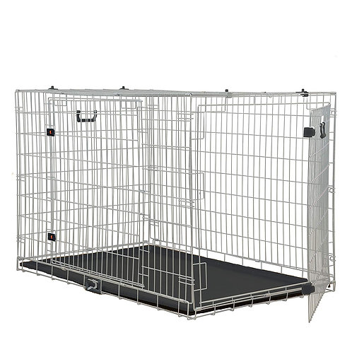 Rosewood Options Two Door Dog Cage - Medium
