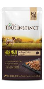 Natures Menu Small Breed True Instinct Turkey Fillets 8x150g
