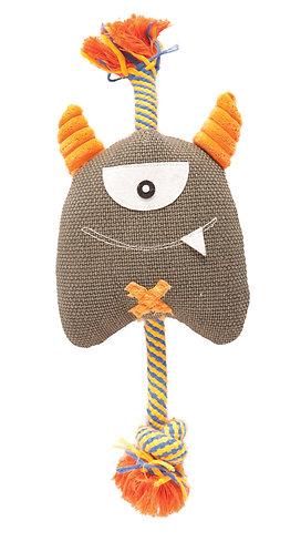 Danish Design Macauley Monster Dog Toy