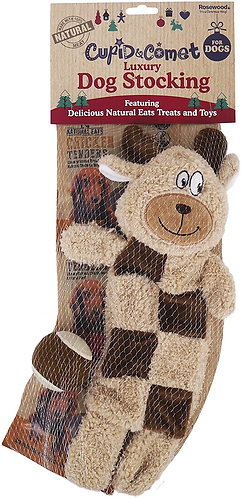 Rosewood Natural Eats Christmas Stocking for Dogs