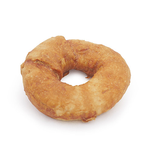 """Rosewood Daily Eats Collagen Donut 3.5"""" Beef Dog Treat"""