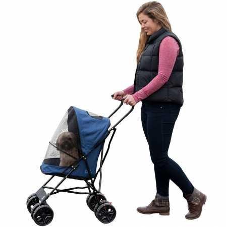 Pet Gear Travel Lite Standard Pet Stroller