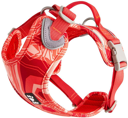 Hurtta Weekend Warrior Harness Coral Camo 45-60cm