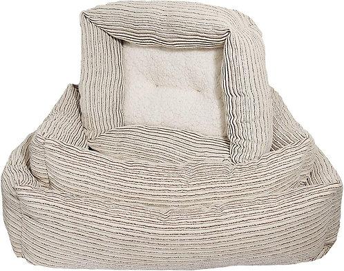 Rosewood Beige Jumbo Cord Teddy Square Sleeper - Small