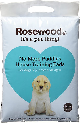 Rosewood Puppy Pad 100pk