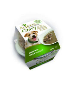 Applaws Dog Natural Wet Food with Gravy 24x70g