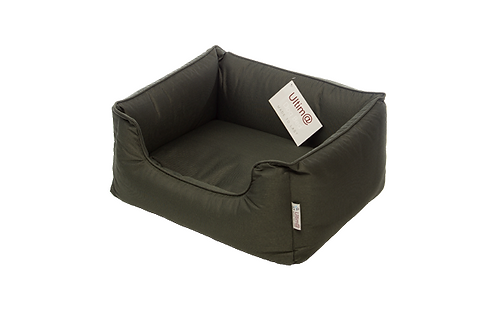 Gor Pets Ultima Dog Bed - Water Resistant Green