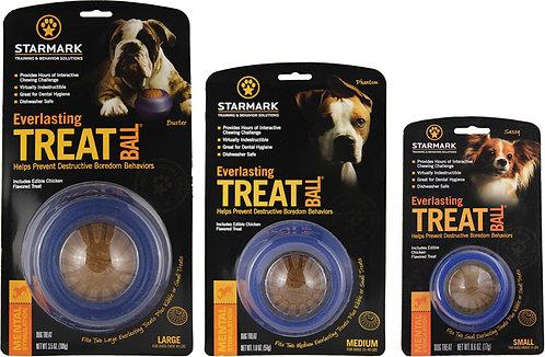 Starmark Everlasting Treat Ball Chew Treat Toy