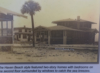 SandCastle cottage was once a Gulf front cottage!