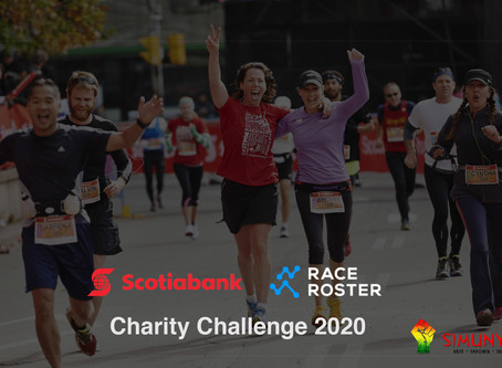 The Simunye Foundation joins the Scotiabank Charity Challenge!