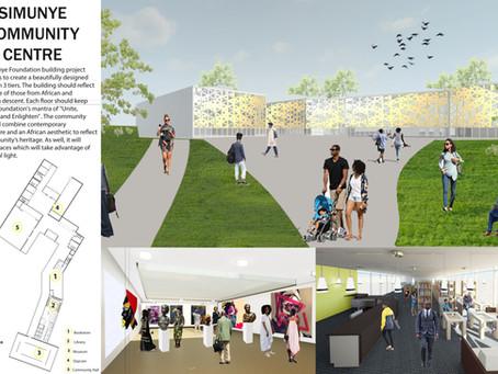 Design Proposal for Simunye Cultural Centre