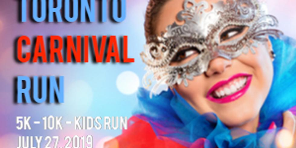 4th Annual Toronto Carnival Run - 2019