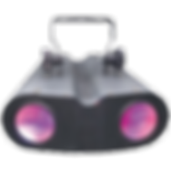 CHAUVET DJ J-Six LED Moonflower transpar