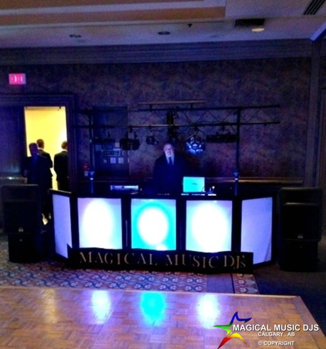 WEDDING Magical Music DJ Service Calgary