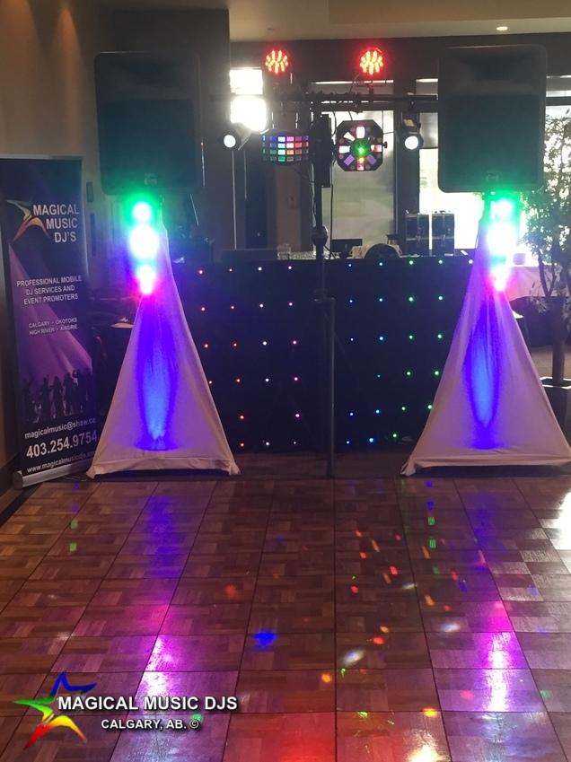 Magical Music DJ services Calgary