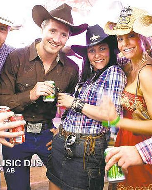 Stampede Magical Music DJ services Calga