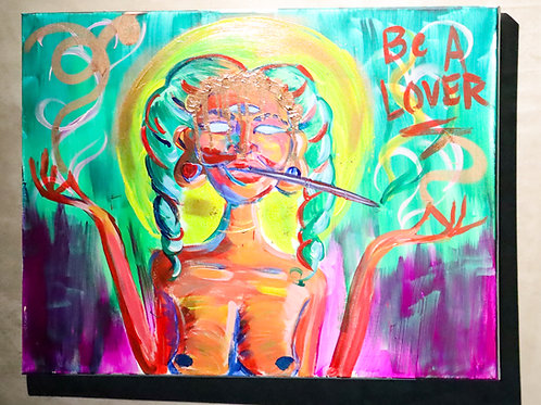 SMUAT Live Painting by Konstance Patton