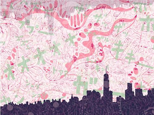 Sound of NYC - Ouma