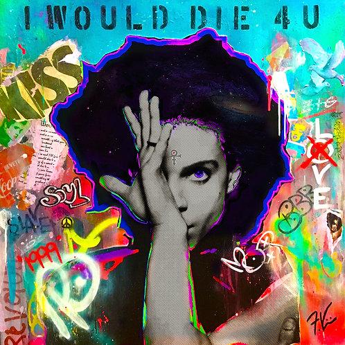 I Would Die 4 U (Prince) - Frankie Vinci