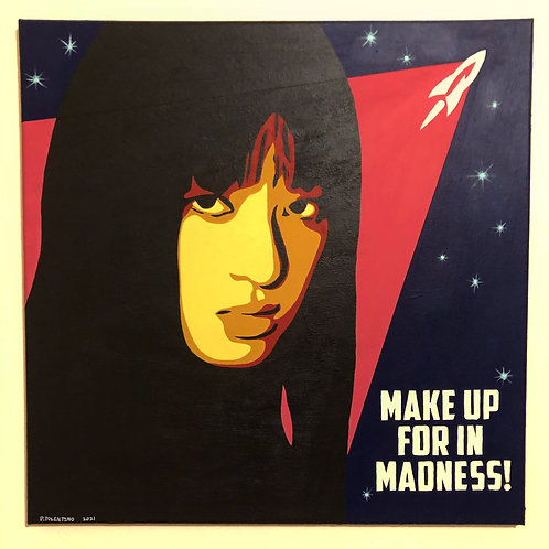 Make Up For In Madness